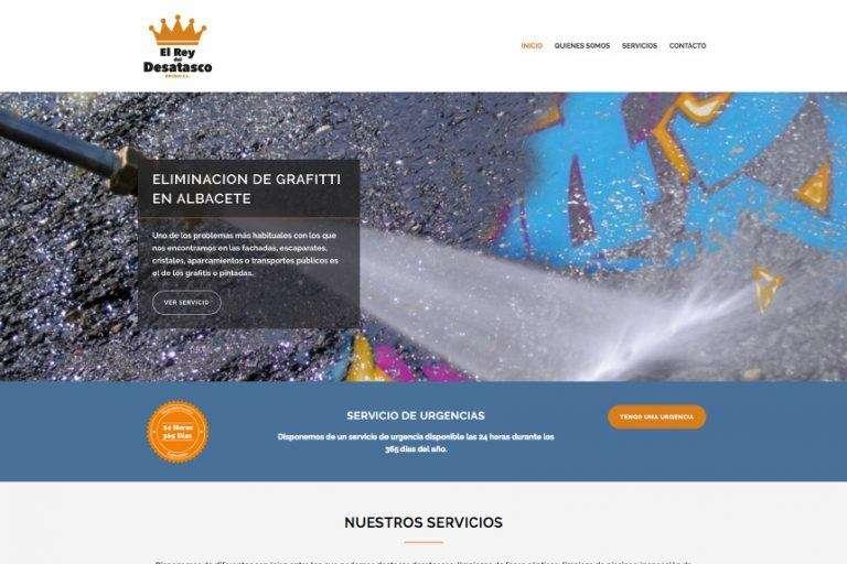 El Rey del Desatasco Albacete