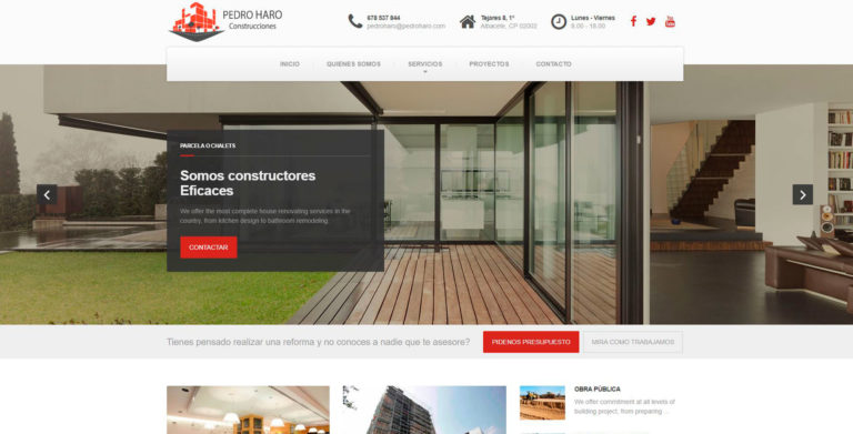 Pedro Haro Construcciones