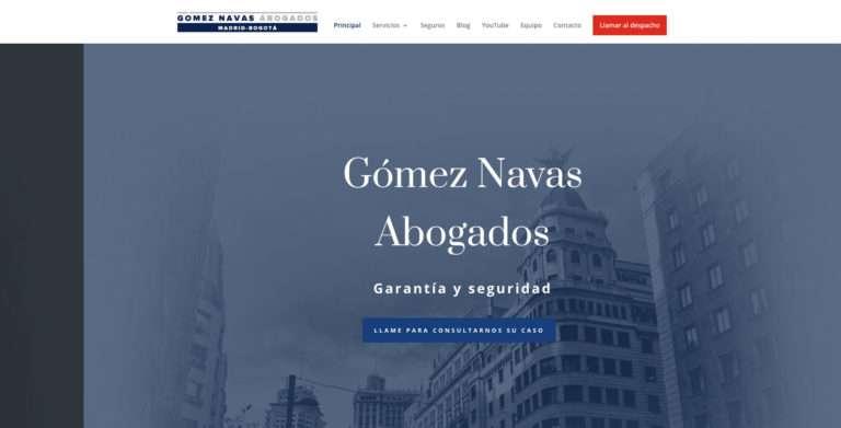 Gomez Navas Abogados